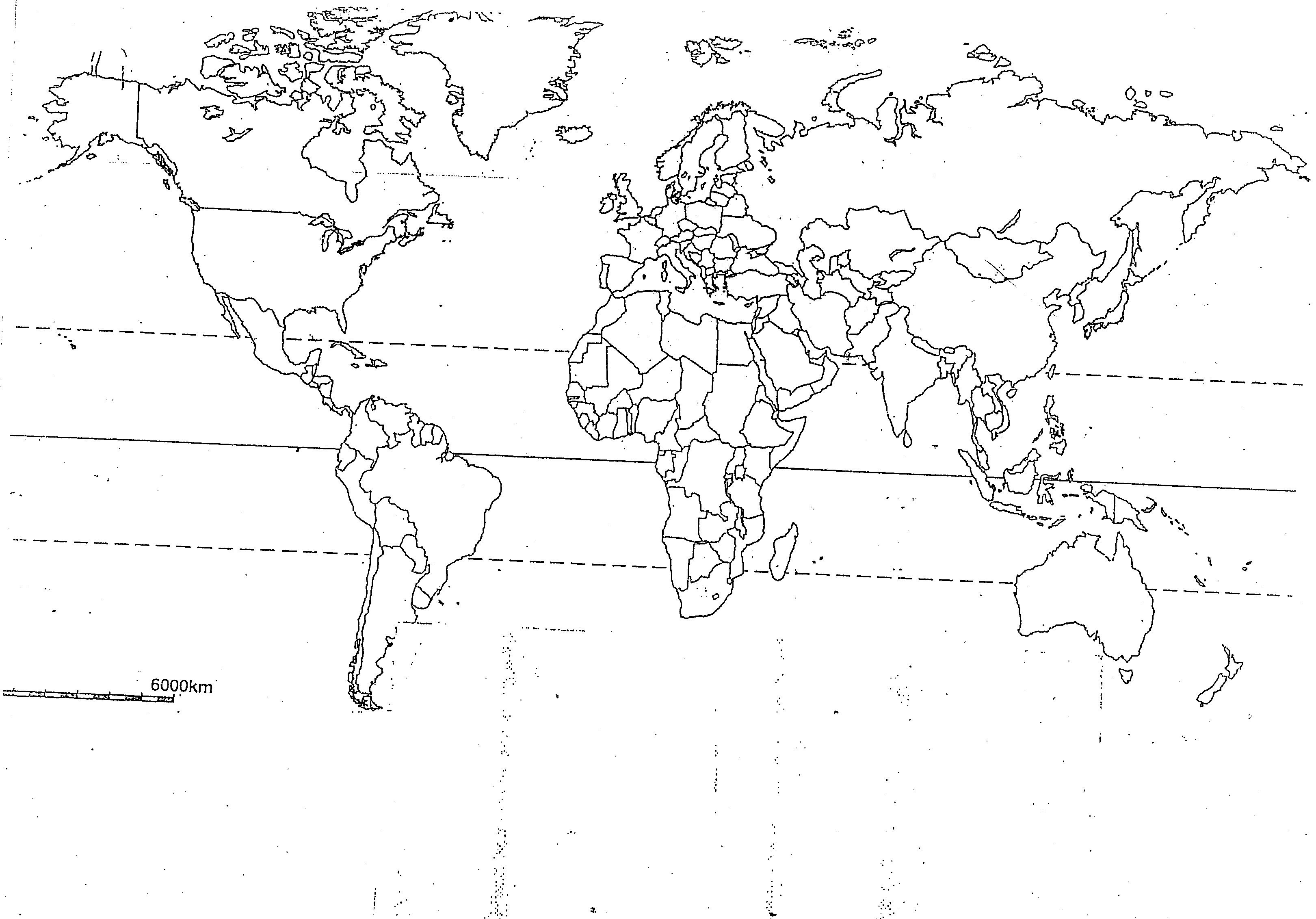 planisphere a imprimer